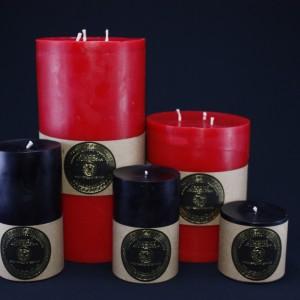 Long Pillar Candle